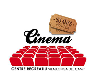 Sala de Cinema del Centre Recreatiu Vilallonga del Camp